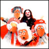 The Wombles with Roy Wood