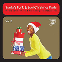 Santa's Funk & Soul Christmas Party Vol. 3